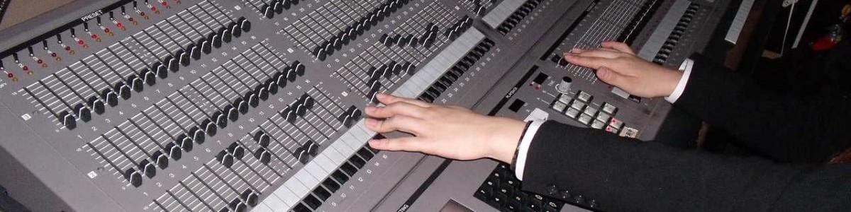 映像・音声・照明オペレーション業務